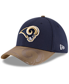 New Era Los Angeles Rams Sideline 39THIRTY Cap