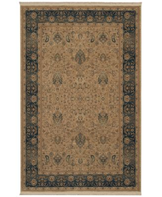 "CLOSEOUT! Area Rug, Original CLOSEOUT! Karastan 728 Persian Garden Blue/Beige 8' 8"" X 12'"