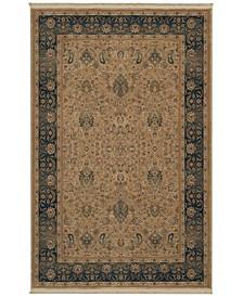 "CLOSEOUT! Area Rug, Original CLOSEOUT! Karastan 728 Persian Garden Blue/Beige 8' 8"" X 12'"