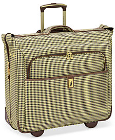 "London Fog Oxford Hyperlight 44"" Wheeled Garment Bag, Created for Macy's"