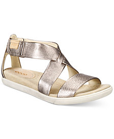 Ecco Women's Damara Flat Sandals