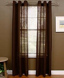 Sheer Preston Grommet Window Treatment Collection