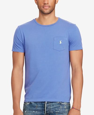 Polo Ralph Lauren Men's Jersey Pocket T-Shirt