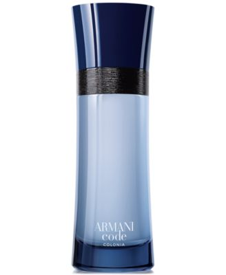 Armani Code Colonia Eau de Toilette Spray, 2.5 oz.