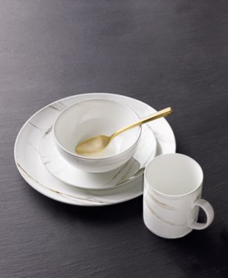 Vera Wang Wedgwood Venato Imperial Dinnerware Collection - Dinnerware - Dining \u0026 Entertaining - Macy\u0027s & Vera Wang Wedgwood Venato Imperial Dinnerware Collection ...