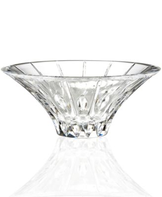 """Marquis by Crystal Bowl, 10"""" Sheridan Flared"""