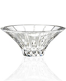 "Crystal Bowl, 10"" Sheridan Flared"