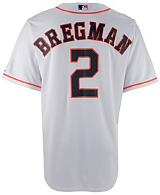 Men's Alex Bregman Houston Astros Player Replica CB Jersey