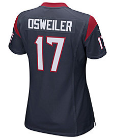 Nike Women's Brock Osweiler Houston Texans Game Jersey