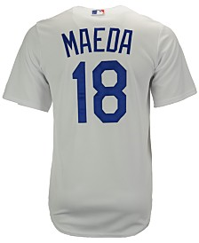 Majestic Men's Kenta Maeda Los Angeles Dodgers Player Replica CB Jersey