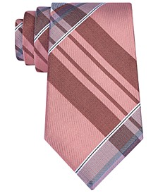 Men's Plaid Tie