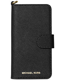 MICHAEL Michael Kors iPhone 7 Tab Folio Case