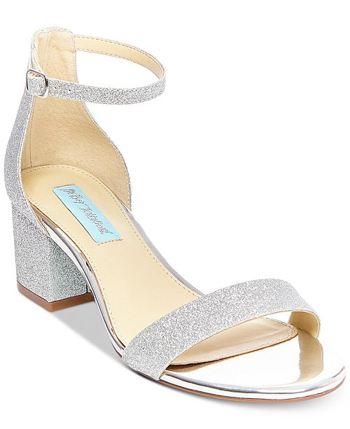 Miri SandalsCreated Evening Macy's Johnson For Blue By Betsey BCxsQrdth