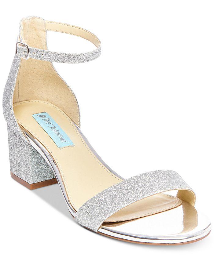 Betsey Johnson - Miri Evening Sandals