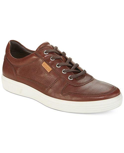 Ecco Men's Soft 7 Retro Sneakers