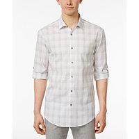 Alfani Men's Plaid Shirt