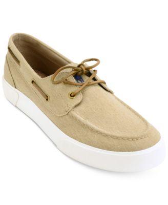 Polo Ralph Lauren Men\u0027s Rylander Boat Shoes