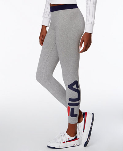 Fila Imelda Leggings Women Macy S