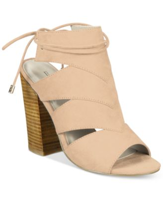 Image of Call It Spring Asadolla Block-Heel Sandals