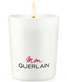 Receive a Complimentary Candle with any $182 purchase from the Mon Guerlain fragrance collection