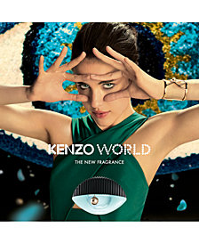 Kenzo World Eau de Parfum Fragrance Collection