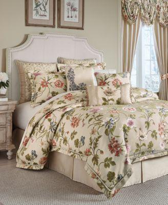 Croscill Daphne 4 Pc Comforter Sets