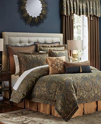 Croscill Cadeau 4 Piece Bedding Collection Bedding