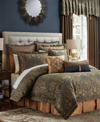 croscill cadeau 4pc comforter sets