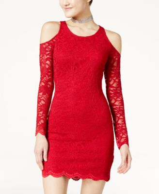 Red Dresses For Juniors: Shop Red Dresses For Juniors - Macy's