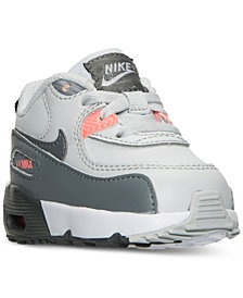 Nike Toddler Girls' Air Max 90 LTR Sneakers from Finish Line