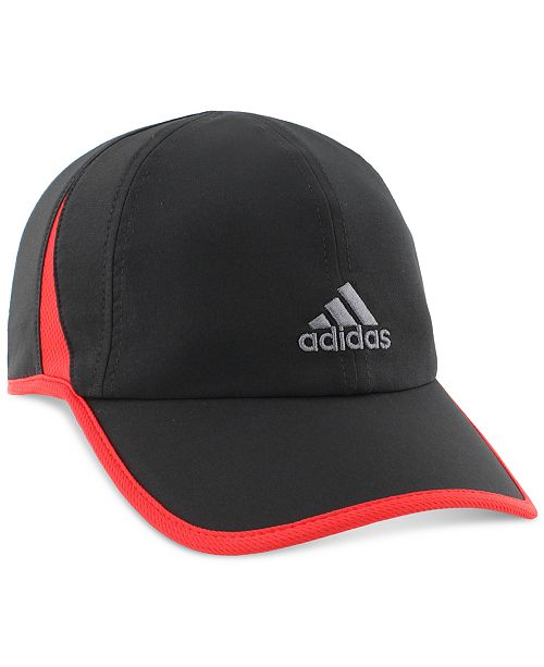 a4f5559f adidas adiZero Cap & Reviews - Hats, Gloves & Scarves - Men - Macy's