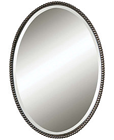 Uttermost Sherise Oval Mirror