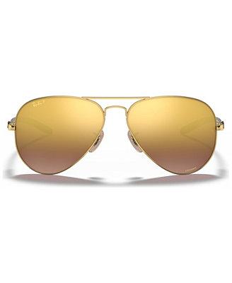 Polarized Sunglasses, Rb8317 Chromance by Ray Ban