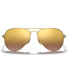 Ray-Ban Polarized Sunglasses, RB8317 CHROMANCE