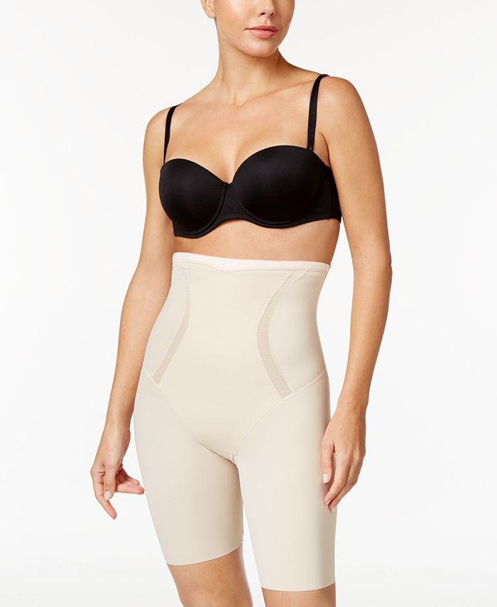 Maidenform - Firm Foundations High-Waisted Thigh Slimmer DM5001