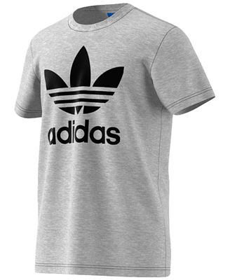 adidas Men's Originals Trefoil T-Shirt - T-Shirts - Men - Macy's