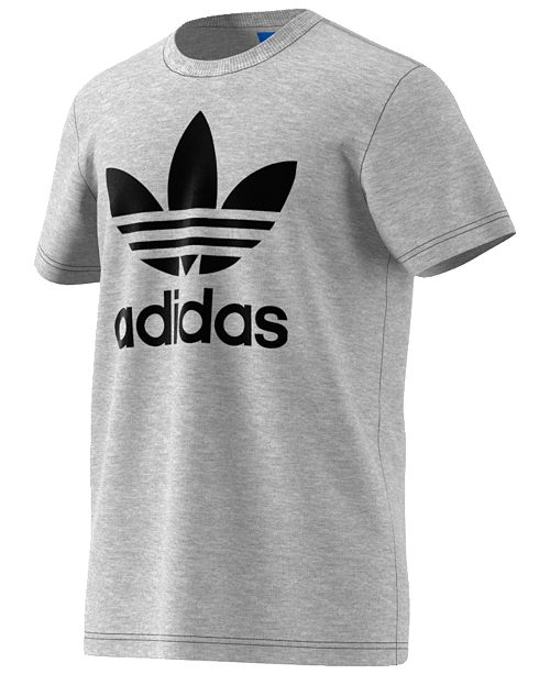 cca920ed2 adidas adidas Men s Originals Trefoil T-Shirt - T-Shirts - Men - Macy s