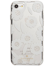 kate spade new york Jeweled Majorelle iPhone 7 Case