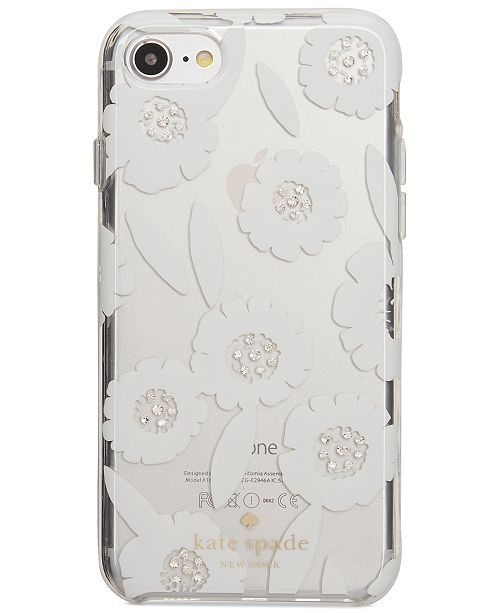 first rate 90e8b cbc9e kate spade new york Jeweled Majorelle iPhone 7 Case & Reviews ...