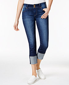 Kut From The Kloth Petite Cameron Straight-Leg Jeans