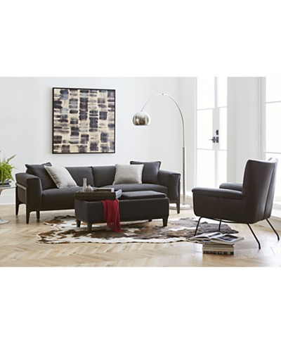 Jenelle Fabric Sofa Collection, Created for Macy's