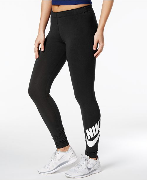 67aec667e55ae2 Nike Sportswear High-Waist Leggings & Reviews - Pants & Capris ...