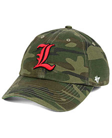 '47 Brand Louisville Cardinals Harlan Franchise Cap