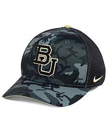 Nike Baylor Bears Camo Hook Swooshflex Cap