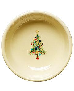 Fiesta Christmas Tree Collection Dinnerware Dining  - Fiesta Christmas Tree Dinnerware