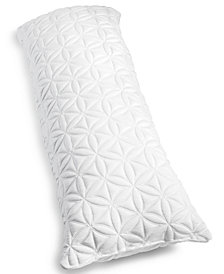 Dusk & Dawn Tru-Cool Quilted Down-Alternative Body Pillow