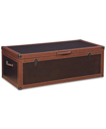 Image 1 of Voyager Storage Trunk Coffee Table, Created for Macy's