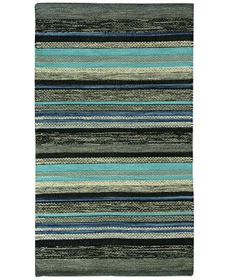 jessica simpson mollins 27 x 45 cotton accent rug bath rugs bath mats bed bath macy 39 s. Black Bedroom Furniture Sets. Home Design Ideas
