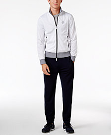 Armani Exchange Men's Logo Full-Zip Jacket & Drawstring Sweatpants