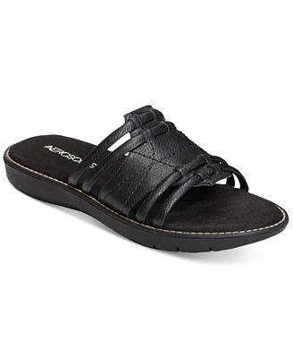 Aerosoles Super Cool Flat Sandals